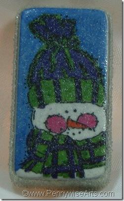Snowman Domino