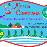 5th North Scout Camporee -N.Velidhoo 18-22 march 2012
