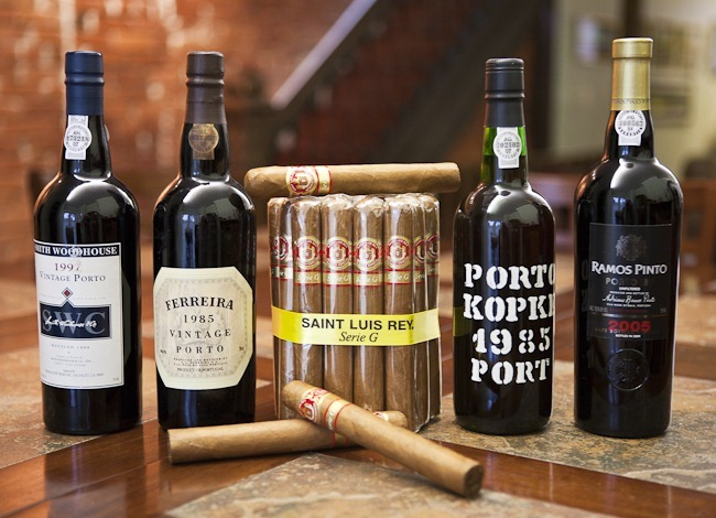 Port and Cigars