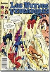 P00031 - Los Nuevos Vengadores #31