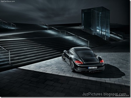 Porsche Cayman S Black Edition4