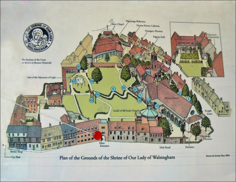 walsinghamshrineplan