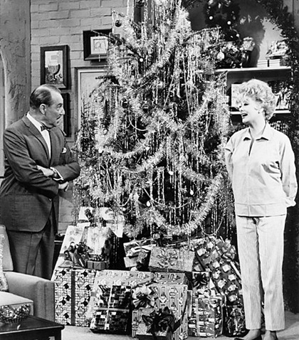 Gale Gordon and Lucille Ball The Lucy Show 1962