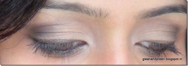 Neutral Smokey Eyes
