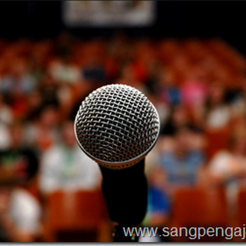 Tips Mengasah Kemampuan Berbicara Melalui Blog