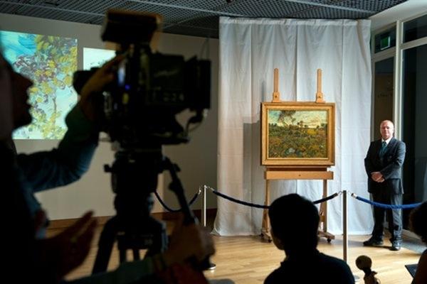 Βρέθηκε νέος πίνακας του Βαν Γκογκ.