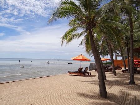 Plaja Thailanda: Hua Hin