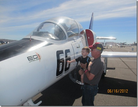 06 16 12 - Air race training with Daddy and Grandpa (8)