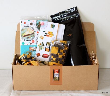 Valrhona prize pack