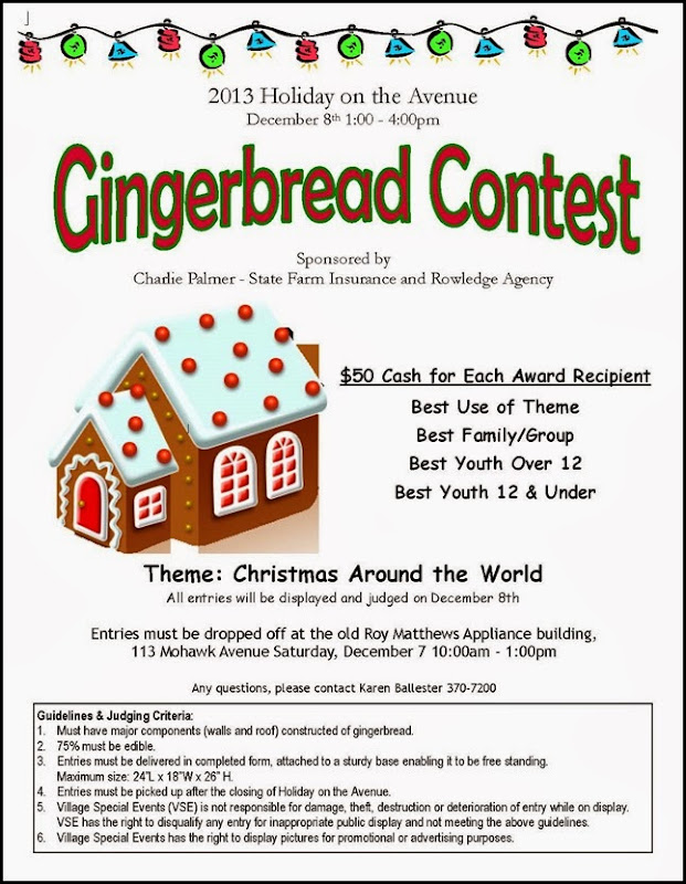 2013GingerbreadContest