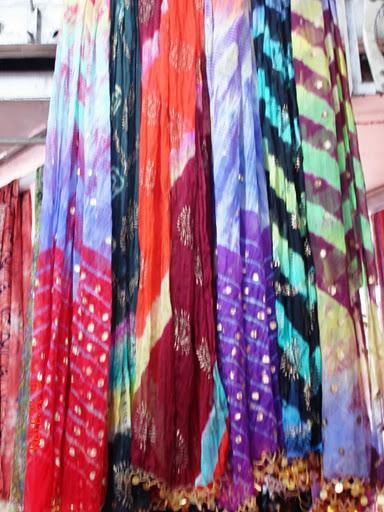 FashionDupattaCottonJaipuriChiffonWork Dupatta Fashion