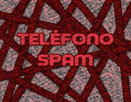 teléfono spam - imagen principal del post