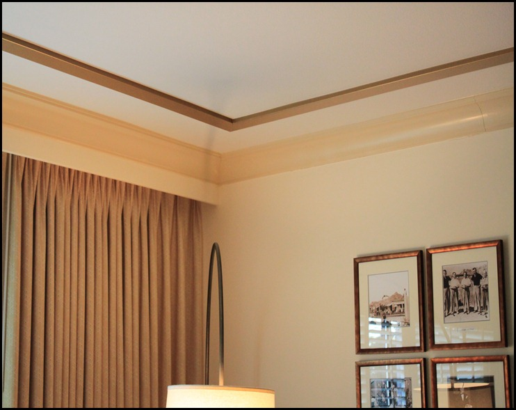 faux tray ceiling