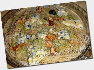 Espaguete 3  cereais com abobrinha1