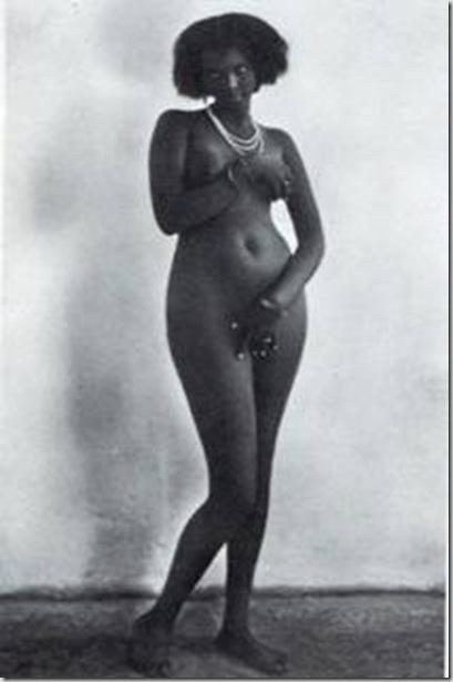 рабыня негритянка фото