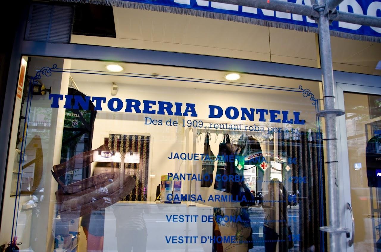 Tintoreria Dontell
