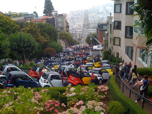 Préférence Attraction Photos - Lombard Street AS55