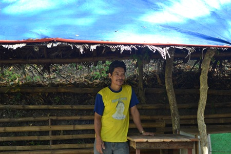 Tatay Ed of Mt. Maculot