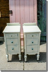 antique nightstands