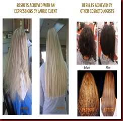 keratin1 treatment before and after photos