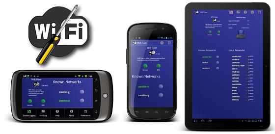تطبيق Wifi Fixer لإصلاح الواى فاى للأندرويد