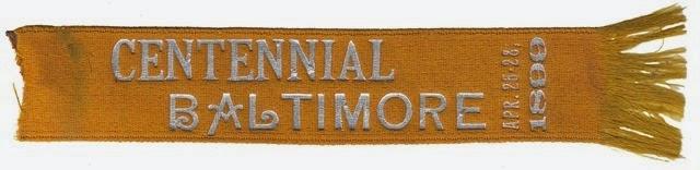 centennial ribbon