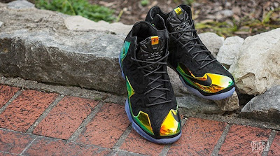 nike lebron 11 nsw sportswear ext kings crown 5 05 Nike LeBron 11 EXT Kings Crown aka Crown Jewel Release Info