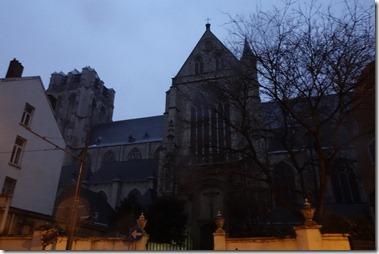 聖ヤコブス教会・・ルーベンスが埋葬されている
