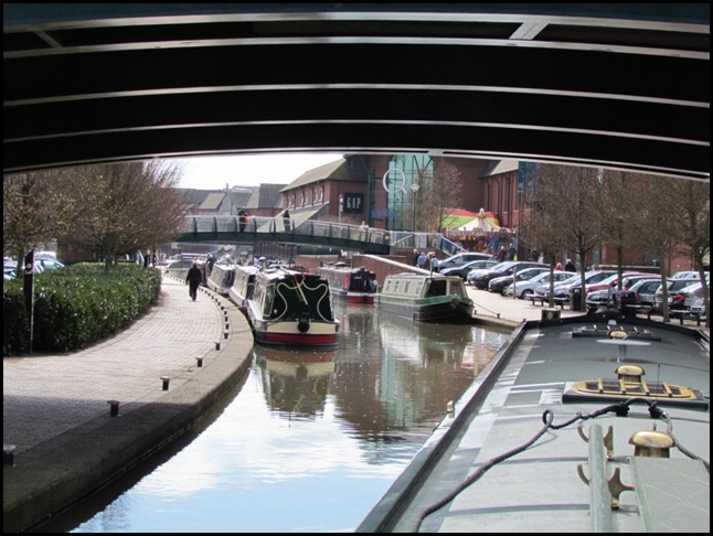 6Apr Banbury Moorings