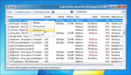 Program De Descarcare Muzica De Pe Internet