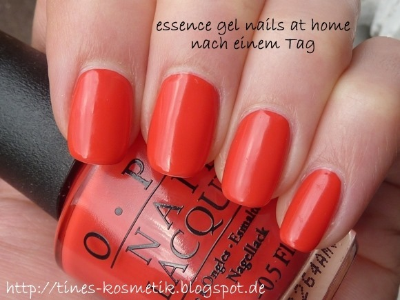 essence gel nails at home 1 Tag 2
