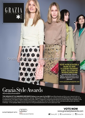 Grazia Style Awards 2014 (1)