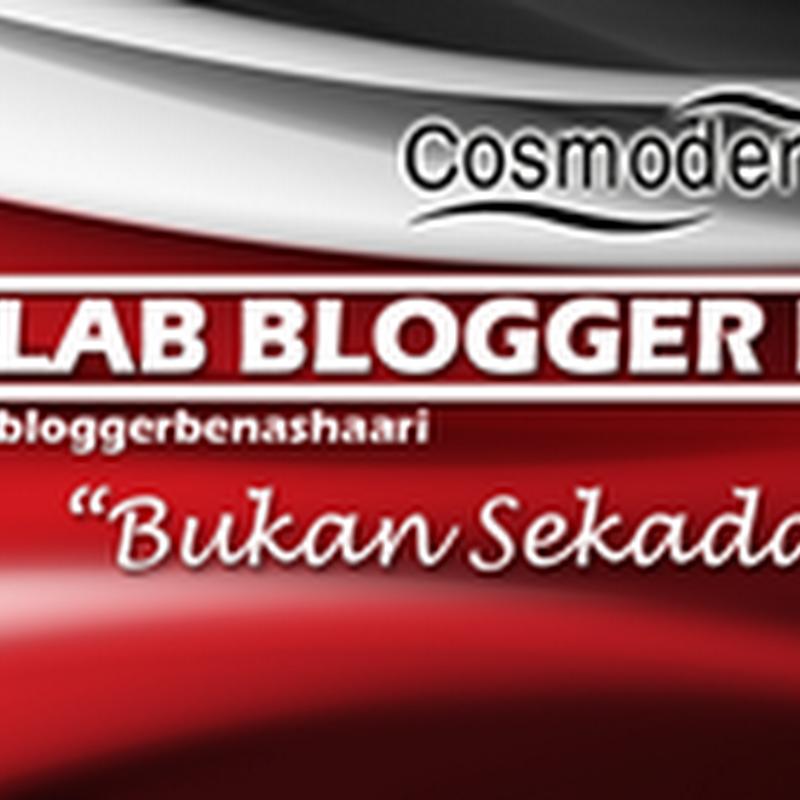 Header Baru  Kelab Blogger Ben Ashaari !