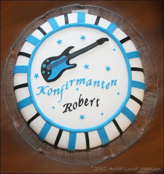 Konf kake Robert