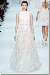 Elie Saab Haute Couture Spring 2012 Collection 5