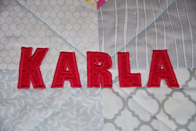 Karla Applique