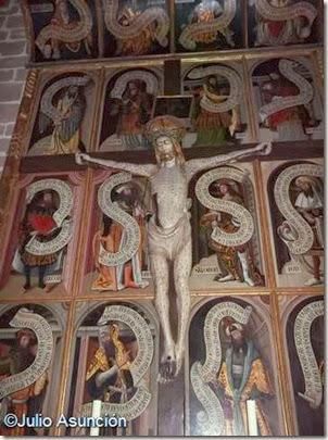 Retablo del Cristo de Caparroso