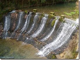 Cascada - río Ubagua - Riezu