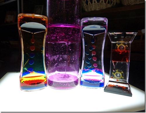 Light Table Viscosity Toys 1