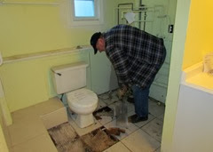 1311169 Nov 24 Terry Removing Tiles In Bathroom