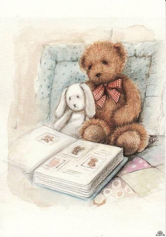 Jaana Renvall teddybear