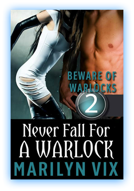 never fall for a warlock_cover_marilynvix
