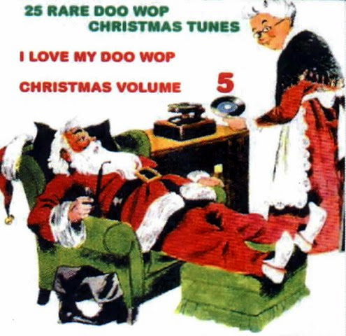 I Love My Doo Wop Christmas Vol 5 Front