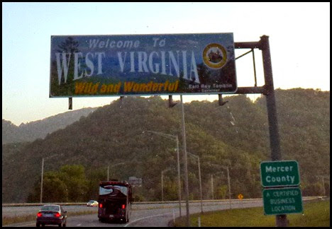 01 - Welcome to West Virginia