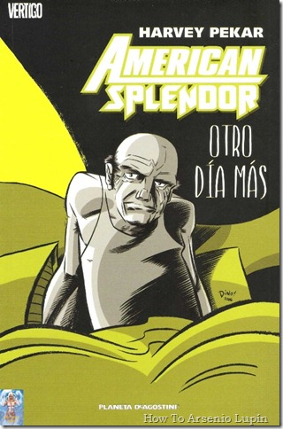P00001 - Harvey Pekar - American Splendor.howtoarsenio.blogspot.com