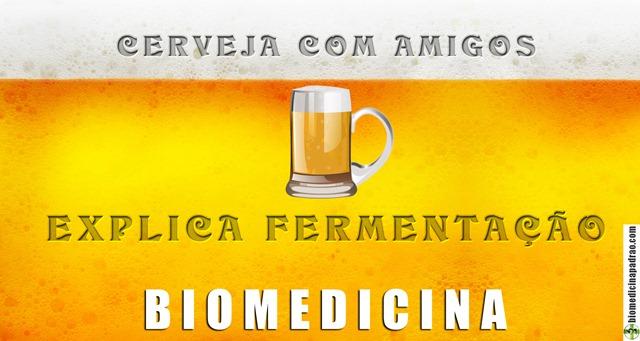 fermentação biomedicina