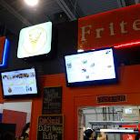 dutch frites CNE in Toronto in Toronto, Ontario, Canada