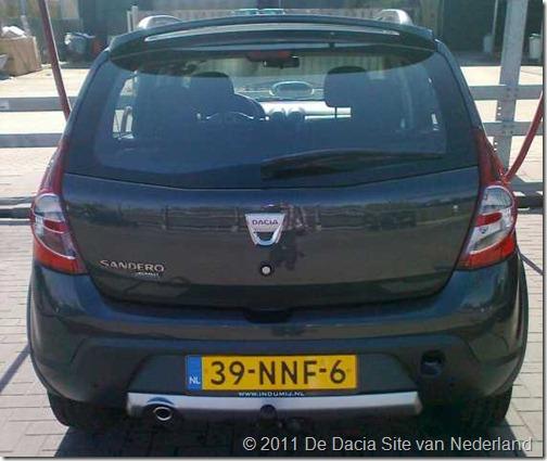 Dacia Sandero Stepway Marijke en Richen 04