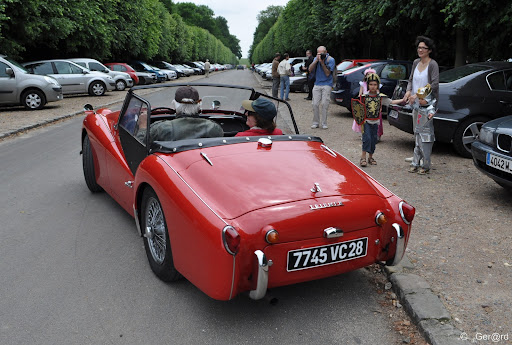Triumph TR3 - 1957