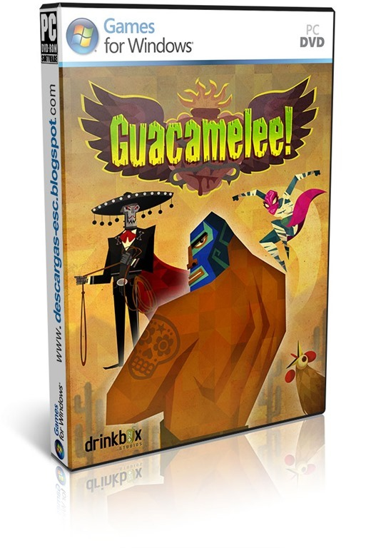 Guacamelee gold cracked pc-descargas-esc.blogspot.com